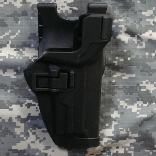 Loveslf new arrival tactical holster BK LV3 M9 gun holster without light