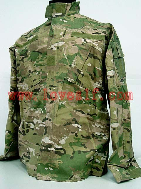 USMC US Marine Army Navy Multi Camo BDU Uniform Set